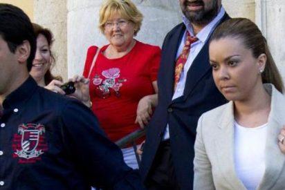 María José Campanario empitona en los juzgados a tres frikies de 'Sálvame'
