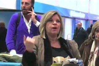 """Terelu cambia en Nueva York las porras por los hot-dogs: """"No ha dejado vivo ni un puesto"""""""