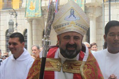 """Monseñor Escribano: """"Navidad es el día de esperanza y signo de paz"""""""