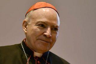 """Cardenal Aguiar: """"En el asunto de la pederastia sigo plenamente la tolerancia cero del Papa"""""""