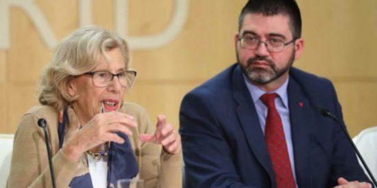 Carmena se carga a Sánchez Mato, el bronquista concejal de Economía y Hacienda de Madrid
