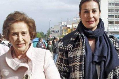 El odio no descansa ni en Navidad: burradas tuiteras por la muerte de Carmen Franco