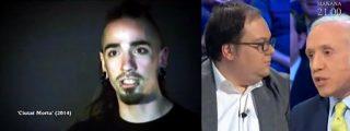"""Eduardo Inda despedaza al proseparatista Ferrán Casas por echar un capote al asesino Lanza: """"O vives en Marte o eres un cínico"""""""