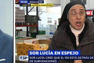 Castillón revuelca a la monja independentista Caram por querer huir ahora de la política con el fiasco del procés