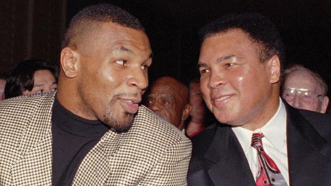 Tyson confiesa que Muhammed Ali parecía más un modelo que un boxeador