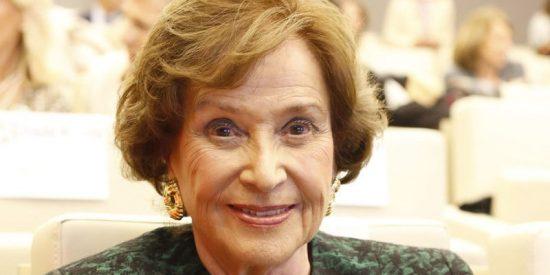 Muere a los 91 años Carmen Franco y Polo, la unica hija del Generalísimo