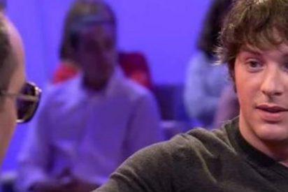 """Jordi Cruz 'se rompe' y recuerda la """"cerda mentira"""" que publicaron sobre él y el ventajismo podemita"""