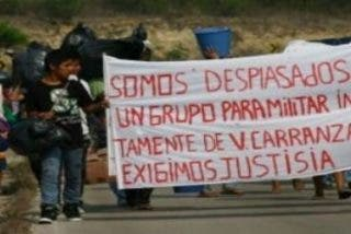 Diócesis de San Cristóbal denuncia desplazamientos forzados en Chiapas