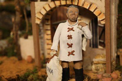 Así es el Belén de Antena 3 que cuenta con los rostros más populares de la cadena en figuritas de barro