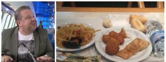'Pesadilla en la cocina': sólo faltó Chicote para servir el humillante menú de Nochebuena a la Policía