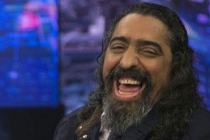 """'El Hormiguero 3.0': El Cigala lía a Pablo Motos con el show del """"cortarrollos"""""""
