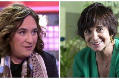 Rosa Montero le baja los humos a la bisexual Ada Colau por salir del armario en campaña electoral