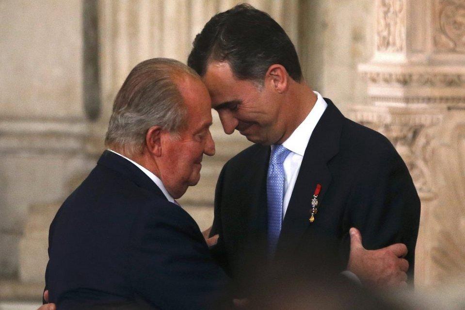 La razón del Rey Felipe para prohibir un merecido homenaje a su dolido padre