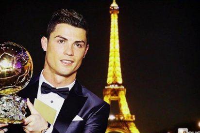 Real Madrid: Cristiano Ronaldo gana su quinto Balón de Oro
