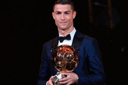 Los mejores memes del Balón de Oro de Cristiano Ronaldo