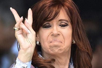 Un juez pide permiso al Congreso de Argentina para detener a Cristina Kirchner por 'traición a la patria'