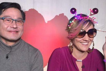 'Homo Zapping': Cristina Pardo vivirá su propio 'First Dates' en el especial de Nochevieja