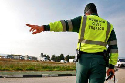 Cuatro de cada diez conductores a los que la Guardia Civil hace la prueba son pillados