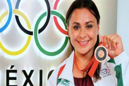 [VIDEO] Esta atleta mexicana recibe su medalla olímpica nueve años después