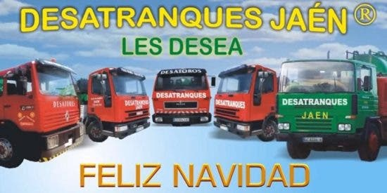 Cachondeo en la Red con esta osada felicitación de Navidad de una empresa de Jaén