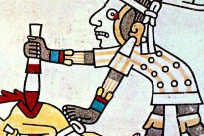 Las despiadadas aficiones caníbales de los aztecas que aterraban a Hernán Cortés