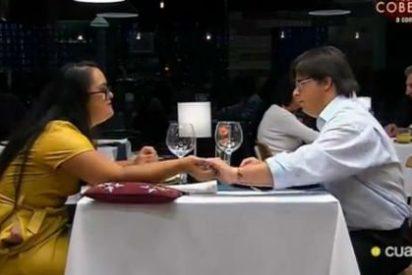 ¡'First Dates' rompe con todo lo visto hasta ahora!
