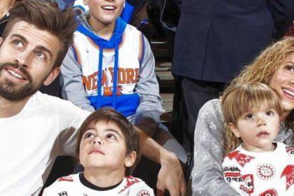 Shakira y Gerard Piqué se han ido a Nueva York a pasar allí las Navidades