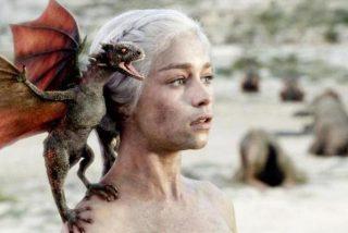 De cómo un humilde pollo se convirtió en el flamígero dragón de Juego de Tronos