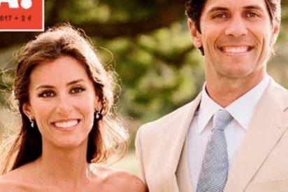 Duras críticas al vestido de novia de Ana Boyer