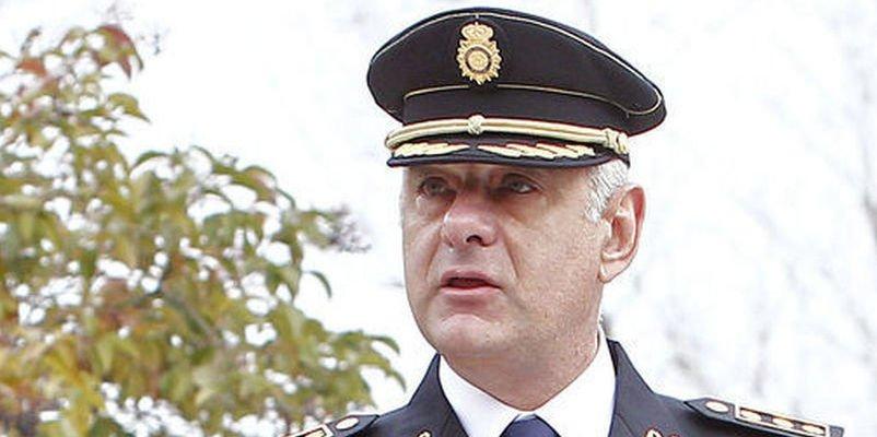 Zoido releva por sorpresa al comisario Enrique Barón, como jefe antiterrorista de la Policía