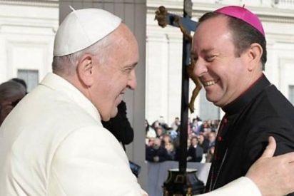 El Papa nombra a Zanchetta como responsable de la APSA