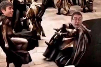 [VIDEO] El PP parodia con escenas de «300» el cese de Sánchez Mato