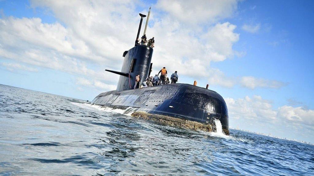 El Gobierno de Argentina da por muertos a los 44 tripulantes del submarino desaparecido