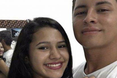 El selfie de esta pareja horroriza a la Red