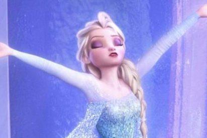 Pifia de Telecinco en Nochebuena: corta 'Frozen' en mitad de 'Let it go' para irse a publicidad