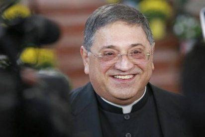 Enrique Delgado se convierte en el primer obispo peruano de EEUU