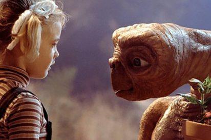 """¿Sabes cuál es la verdadera historia que dio origen a la exitosa película """"E.T.""""?"""