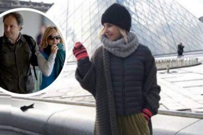 Eugenia Martínez de Irujo: ¿luna de miel en París?