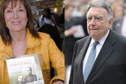 Luis María Anson, sobre la supuesta hija secreta del Rey Juan Carlos