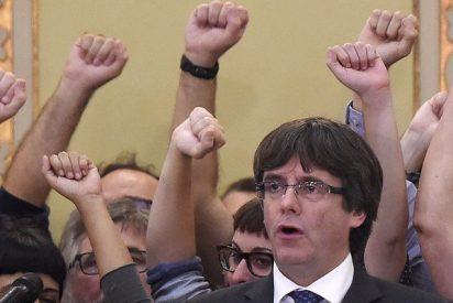 Los trols 'indepes' viralizan por error un artículo de coña que se burla de Puigdemont