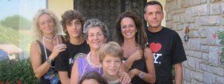 El misterioso caso de la familia italiana que no conoce el dolor