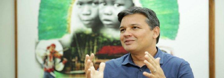 """Felicio Pontes: """"El Sínodo puede ayudar a que la sociedad dominante tenga una visión real de los pueblos de la floresta"""""""
