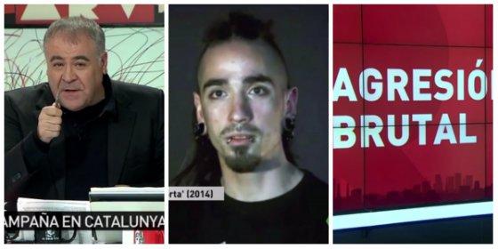 Los 'reflejos' de Ferreras: último en dar el homicidio de Láinez, despacharlo en 5 minutos y lanzar un guiño a Rufián
