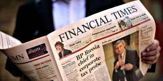 """Inocencio Arias: """"El avieso 'Financial Times' dispara de nuevo"""""""