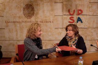 Convenio UPSA y FSG de colaboración
