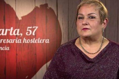 Una mujer revoluciona 'First Dates' al hablar de la erección masculina