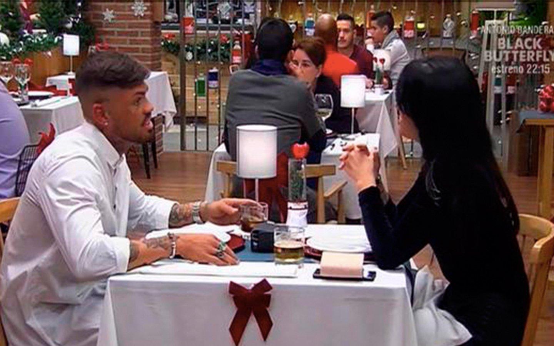 'First Dates': Un andaluz rechaza a su pareja por decir que la Semana Santa le da 'arcadas'