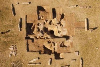 Descubren una gran tumba túrquica del siglo VIII en el este de Mongolia