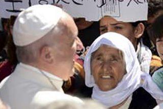 El Papa, el padrenuestro y la oración de petición
