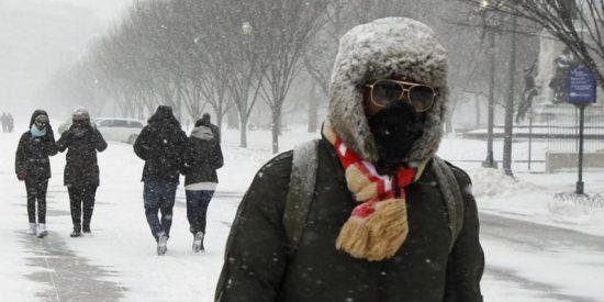 Llega a España el helador 'Bruno', primer temporal del invierno con intensas nevadas y frío